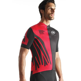 assos SS.capeepicXCJersey_evo7 Men nationalRed